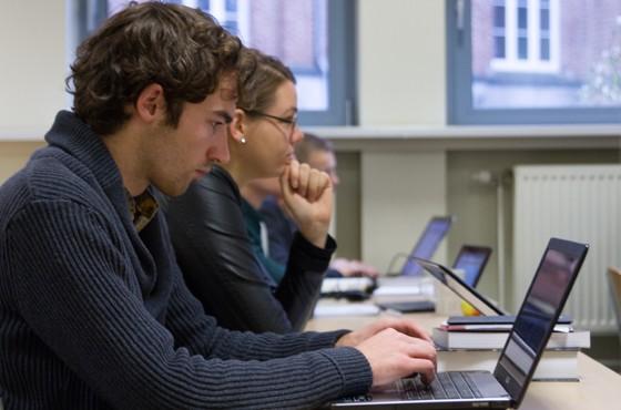 Studeren aan de ETF