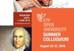 Summer Colloquium '16