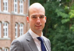 Gerson Veldhuizen new Administrative Director of ETF Leuven