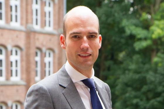 Gerson Veldhuizen nieuwe administratieve directeur ETF Leuven