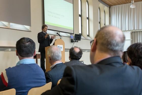 Jacobus (Kobus) Kok aangesteld aan de ETF Leuven