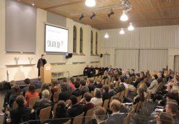 ETF Leuven opent academiejaar 2016-2017