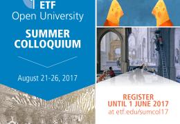 Summer Colloquium '17