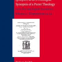 "Symposium ""From Predestination to Preaching: A Presentation of Synospis Purioris Theologiae (1625), vol. 2"