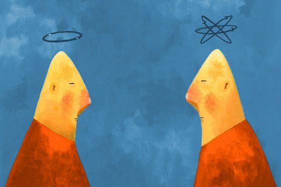 Theologie en wetenschap: een dialoog