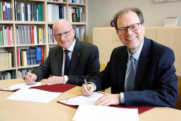 Erkenning Lerarenopleiding ETF door comité PEGO bevestigd