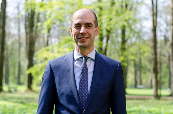 Jos de Kock New Rector ETF Leuven from 2019-2020