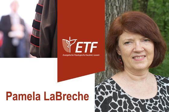 Openbare verdediging dissertatie Pamela LaBreche