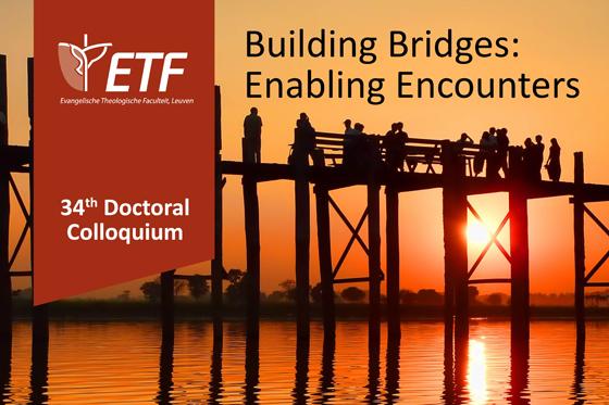 Doctoraatsweek 'Building Bridges: Enabling Encounters'