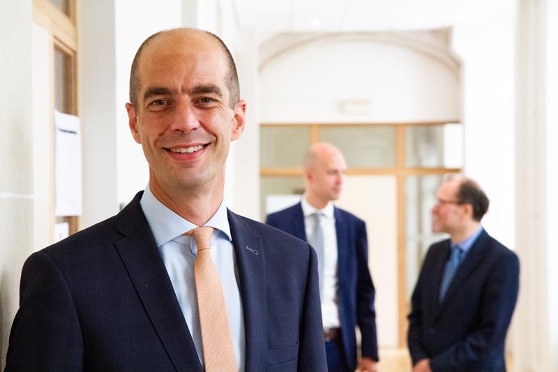 ETF Leuven opent academiejaar met 65 nieuwe studenten