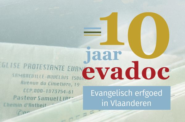 Evangelisch Erfgoed in Vlaanderen