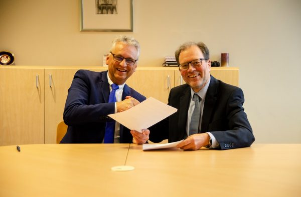 FTH Giessen werkt samen met doctoraatsprogramma ETF Leuven