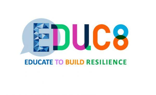 Building Resilience: ETF Leuven Part of EDUC8 Consortium