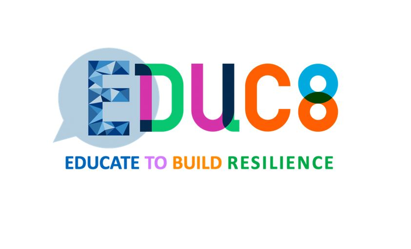 Building Resilience: ETF Leuven Part of EDUC8 Consortium