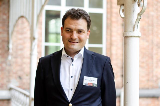 Steven van den Heuvel nieuwe directeur van het ILSE