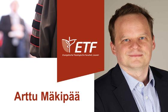Openbare verdediging dissertatie Arttu Mäkipää