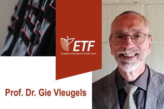 Farewell Lecture Prof. Dr. Gie Vleugels